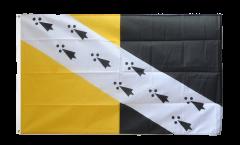 Flagge Großbritannien Norfolk neu - 90 x 150 cm