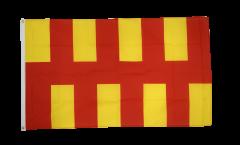 Flagge Großbritannien Northumberland
