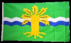 Flagge Großbritannien Nottinghamshire - 90 x 150 cm