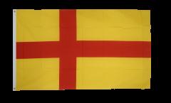 Flagge Großbritannien Orkney