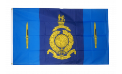 Flagge Großbritannien Royal Marines 40 Commando - 90 x 150 cm