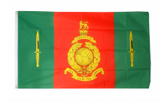 Flagge Großbritannien Royal Marines Commando Training Centre - 90 x 150 cm