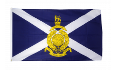 Flagge Großbritannien Royal Marines Reserve Scotland - 90 x 150 cm