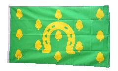Flagge Großbritannien Rutland neu - 90 x 150 cm