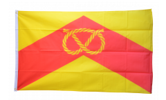 Flagge Großbritannien Staffordshire neu - 90 x 150 cm