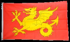 Flagge Großbritannien Wessex 519-927 - 90 x 150 cm