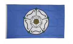 Flagge Großbritannien Yorkshire - 90 x 150 cm