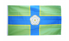 Flagge Großbritannien Yorkshire North Riding - 90 x 150 cm