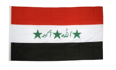 Flagge Irak alt 1991-2004 - 90 x 150 cm