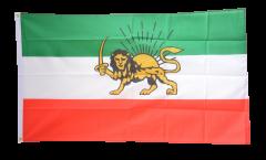 Flagge Iran Shahzeit