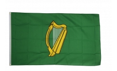 Flagge Irland Leinster
