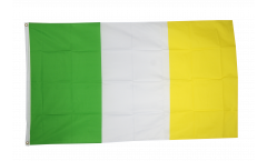 Flagge Irland Offaly