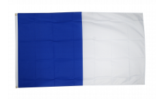 Flagge Irland Waterford