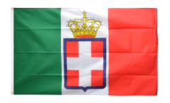 Flagge Italien Königreich Armee 1861-1946 - 90 x 150 cm
