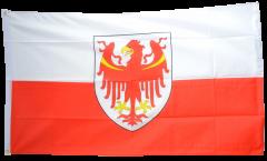 Flagge Italien Südtirol