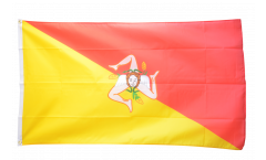 Flagge Italien Sizilien - 90 x 150 cm