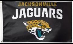 Flagge NFL Jacksonville Jaguars - 90 x 150 cm