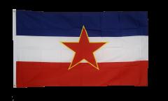 Flagge Jugoslawien alt - 90 x 150 cm