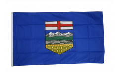 Flagge Kanada Alberta