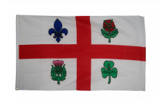 Flagge Kanada Montreal