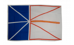 Flagge Kanada Neufundland und Labrador - 90 x 150 cm
