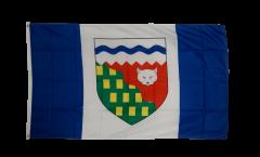 Flagge Kanada Nordwestterritorium