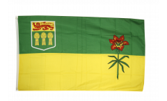 Flagge Kanada Saskatchewan