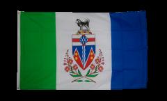 Flagge Kanada Yukon