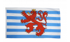 Flagge Luxemburg Löwe