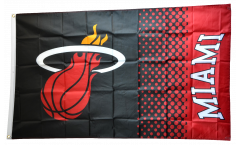 Flagge Miami Heat