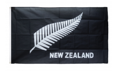 Flagge Neuseeland Feder All Blacks
