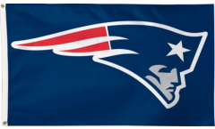 Flagge New England Patriots