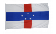 Flagge Niederländische Antillen - 90 x 150 cm