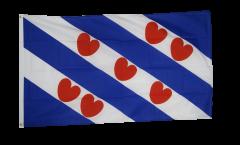 Flagge Niederlande Friesland - 90 x 150 cm