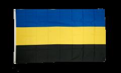 Flagge Niederlande Gelderland