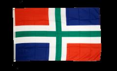 Flagge Niederlande Groningen