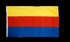 Flagge Niederlande Nordholland