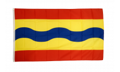 Flagge Niederlande Overijssel