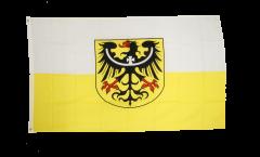 Flagge Niederschlesien - 90 x 150 cm