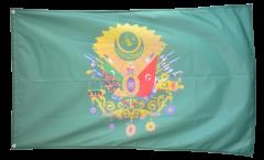 Flagge Osmanisches Reich Wappen - 90 x 150 cm