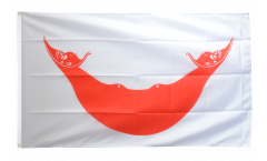 Flagge Osterinsel Rapa Nui