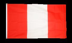 Flagge Peru