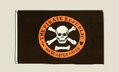 Flagge Pirat The Pirate Republic