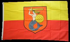 Flagge Polen Warschau - 90 x 150 cm