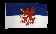 Flagge Pommern - 90 x 150 cm