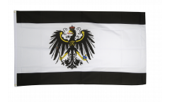 Flagge Preußen - 90 x 150 cm