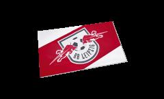 Flagge RB Leipzig rot