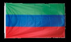 Flagge Russland Dagestan - 90 x 150 cm