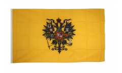 Flagge Russland Zar Nikolaus - 90 x 150 cm