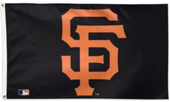Flagge MLB San Francisco Giants - 90 x 150 cm